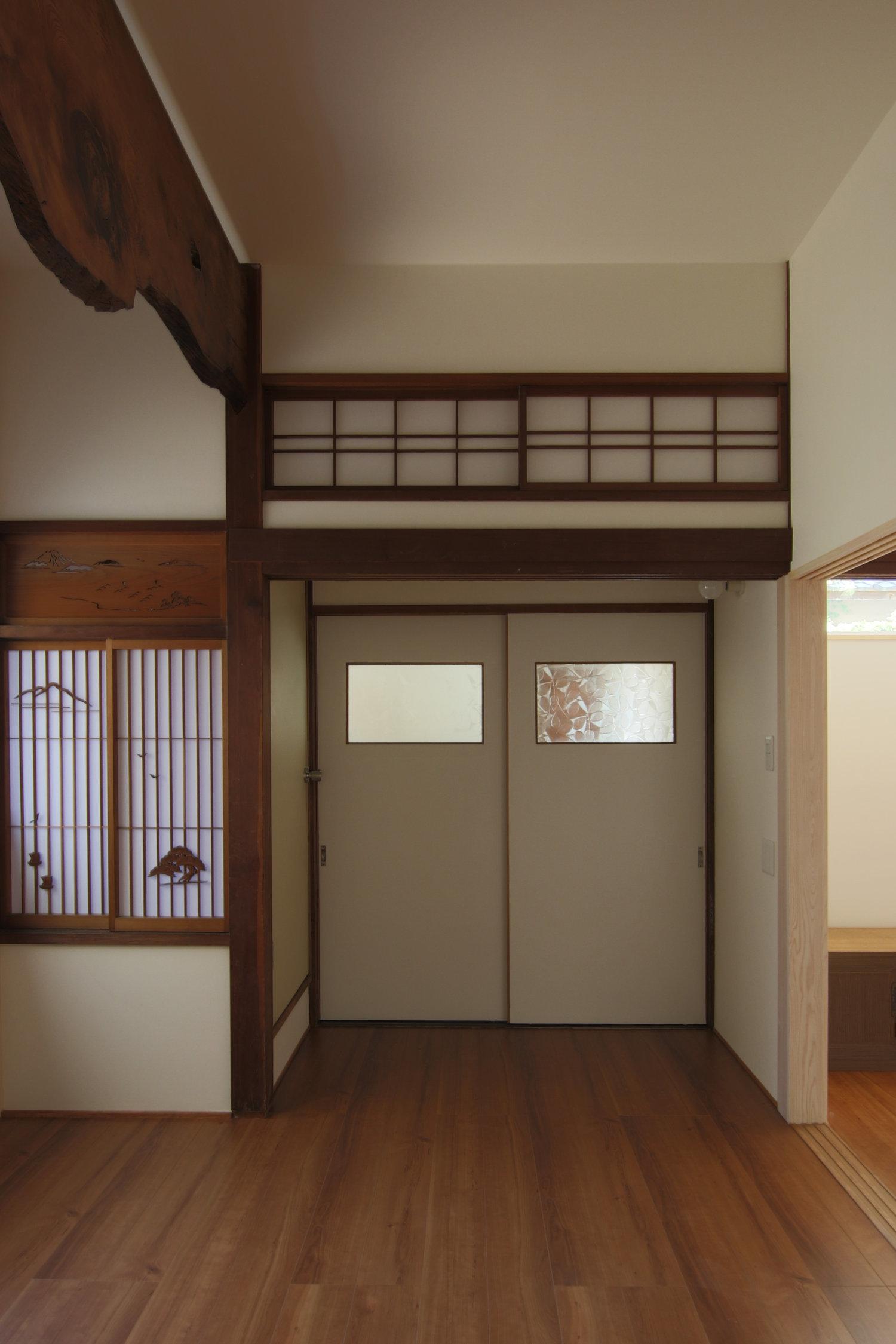 文京町の家 ビフォーアフターその1_b0349892_17092549.jpg