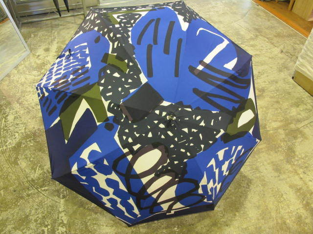 鈴木マサルさんデザインの傘_d0182409_10543983.jpg