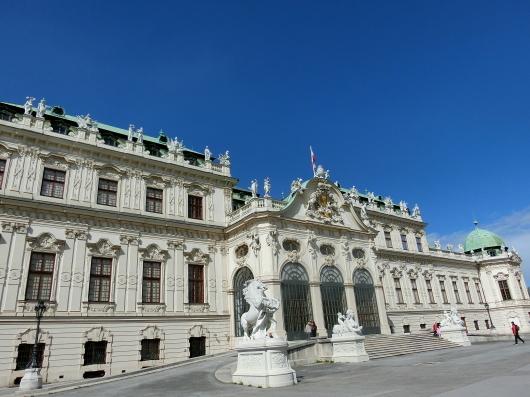ウィーン WIEN  ~ ベルヴェデーレ宮殿 上宮 19・20世紀絵画館  ~_e0303431_15391773.jpg