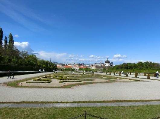 ウィーン WIEN  ~ ベルヴェデーレ宮殿 上宮 19・20世紀絵画館  ~_e0303431_15393422.jpg