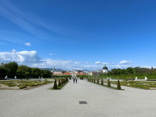 ウィーン WIEN  ~ ベルヴェデーレ宮殿 上宮 19・20世紀絵画館  ~_e0303431_15395895.jpg