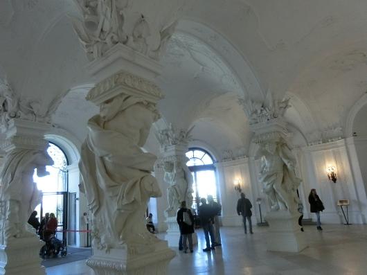 ウィーン WIEN  ~ ベルヴェデーレ宮殿 上宮 19・20世紀絵画館  ~_e0303431_15405578.jpg