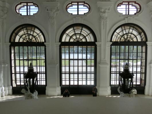 ウィーン WIEN  ~ ベルヴェデーレ宮殿 上宮 19・20世紀絵画館  ~_e0303431_15411473.jpg
