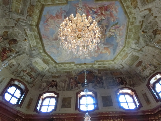 ウィーン WIEN  ~ ベルヴェデーレ宮殿 上宮 19・20世紀絵画館  ~_e0303431_15413416.jpg