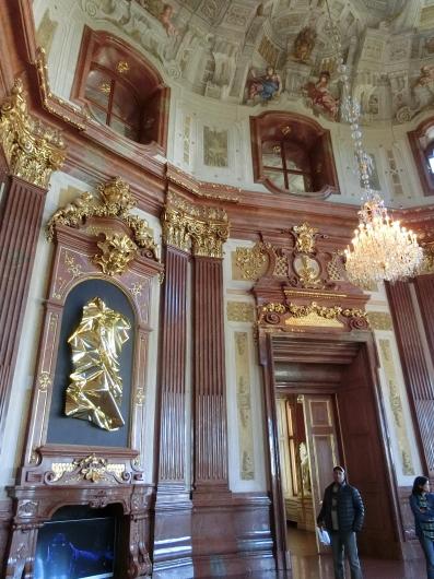 ウィーン WIEN  ~ ベルヴェデーレ宮殿 上宮 19・20世紀絵画館  ~_e0303431_15415366.jpg