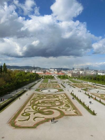 ウィーン WIEN  ~ ベルヴェデーレ宮殿 上宮 19・20世紀絵画館  ~_e0303431_15435783.jpg