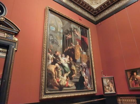 ウィーン WIEN  ~ 圧巻☆の美術史博物館 ~_e0303431_17225752.jpg