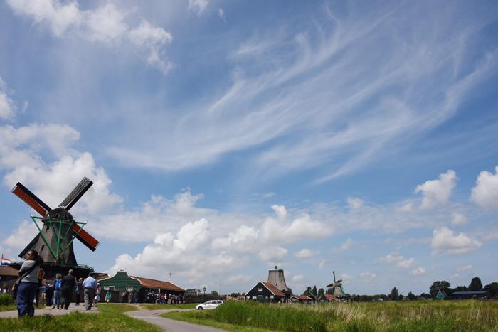 死ぬまでに行きたい世界の絶景!オランダ風車村ザーンセ・スカンス写真アップ!_e0171573_059364.jpg