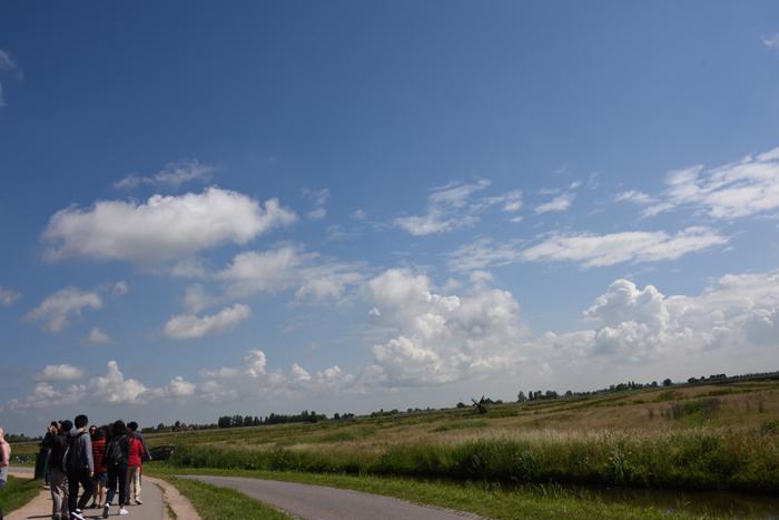 死ぬまでに行きたい世界の絶景!オランダ風車村ザーンセ・スカンス写真アップ!_e0171573_101151.jpg