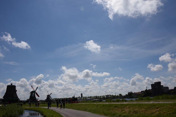 死ぬまでに行きたい世界の絶景!オランダ風車村ザーンセ・スカンス写真アップ!_e0171573_102129.jpg
