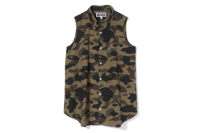 1ST CAMO SLEEVELESS SHIRT_a0174495_15553562.jpg