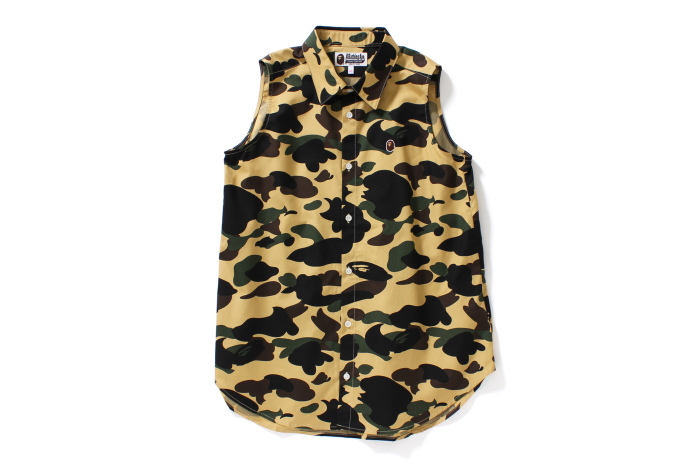 1ST CAMO SLEEVELESS SHIRT_a0174495_15560064.jpg