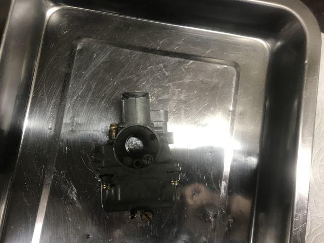 バンバン90 修理開始!_a0164918_18135200.jpg