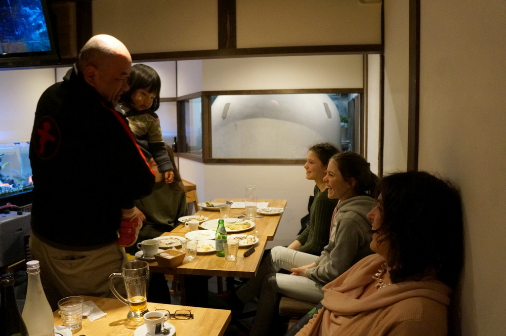 津和野二日目(2016年春)Vol.4 晩御飯はアルチジャーノにて。_c0180686_01435403.jpg