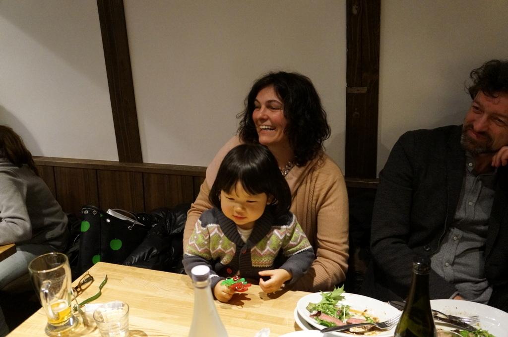 津和野二日目(2016年春)Vol.4 晩御飯はアルチジャーノにて。_c0180686_01455420.jpg