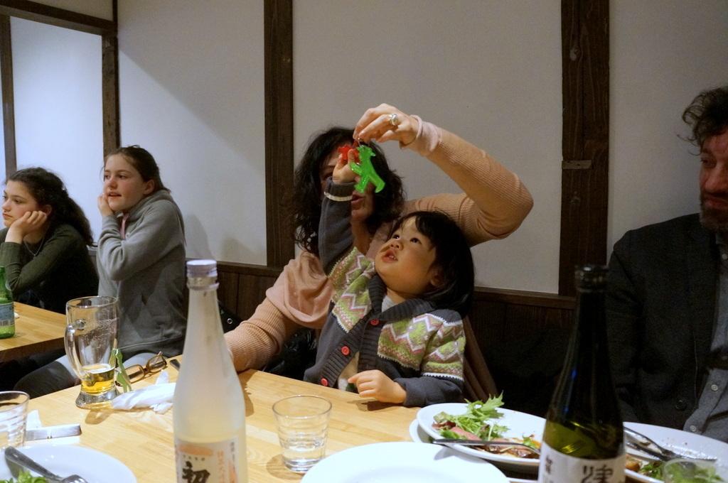 津和野二日目(2016年春)Vol.4 晩御飯はアルチジャーノにて。_c0180686_01460253.jpg