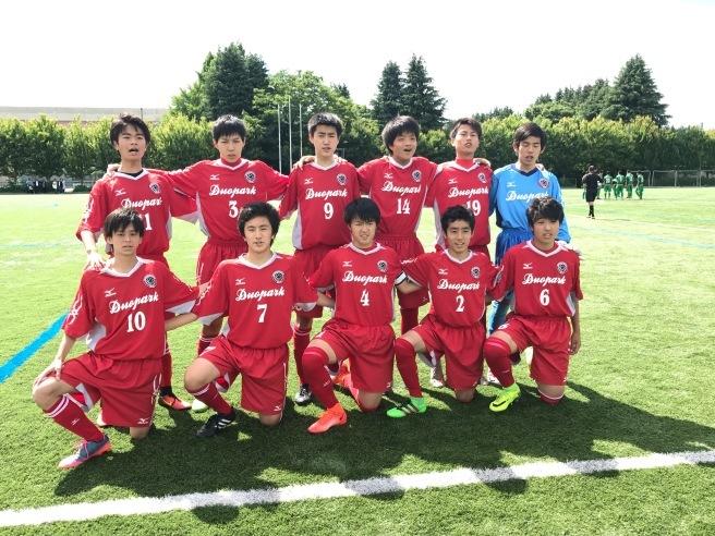 プレイバック【U-18 CLUB YOUTH】東北決勝ラウンド ヴァンラーレ八戸戦 June 10, 2017_c0365198_21222152.jpg