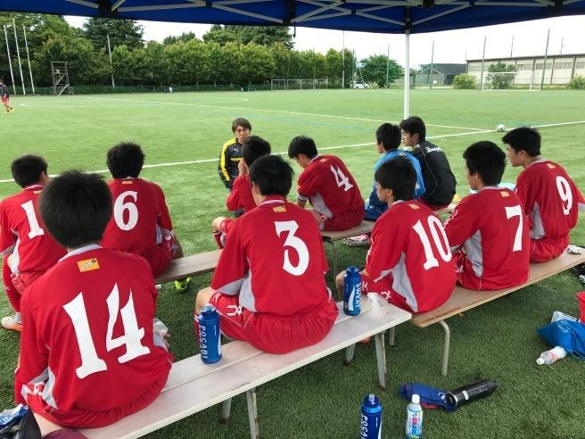 プレイバック【U-18 CLUB YOUTH】東北決勝ラウンド ヴァンラーレ八戸戦 June 10, 2017_c0365198_21365134.jpg