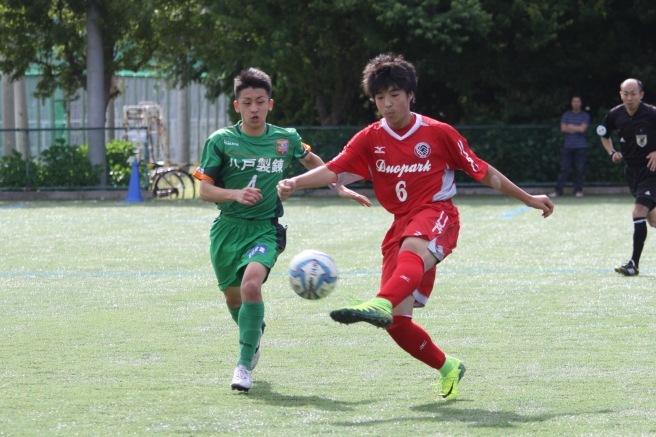 プレイバック【U-18 CLUB YOUTH】東北決勝ラウンド ヴァンラーレ八戸戦 June 10, 2017_c0365198_21365899.jpg