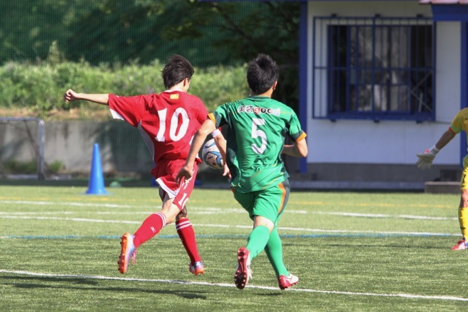プレイバック【U-18 CLUB YOUTH】東北決勝ラウンド ヴァンラーレ八戸戦 June 10, 2017_c0365198_21390745.jpg