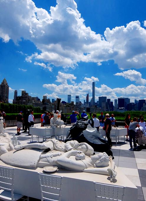 メトロポリタン美術館の屋上 rooftop sculpture garden_b0007805_0372683.jpg