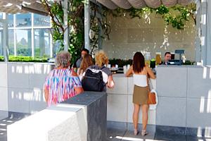 メトロポリタン美術館の屋上 rooftop sculpture garden_b0007805_0524249.jpg