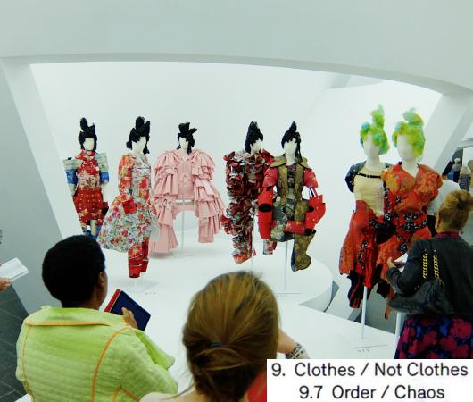 メトロポリタン美術館で川久保玲さんの特別展:プロローグ_b0007805_21193044.jpg