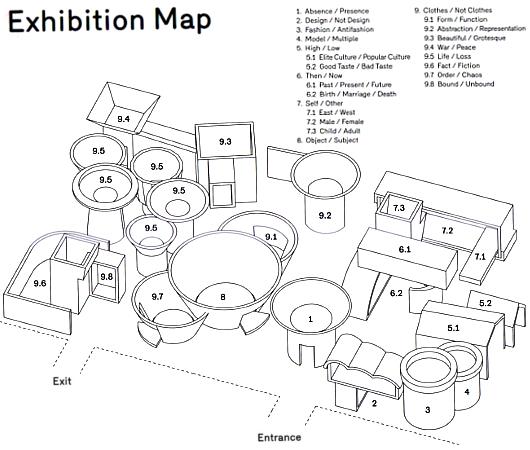 メトロポリタン美術館で川久保玲さんの特別展:プロローグ_b0007805_21204667.jpg