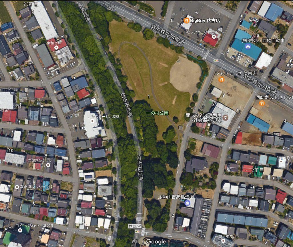 公園ランニングコースの不思議な構造_c0025115_21264479.jpg