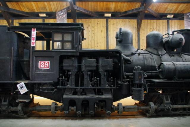 阿里山森林鉄道で活躍した『シェイ・ギアードロコ』_d0362031_07220898.jpg