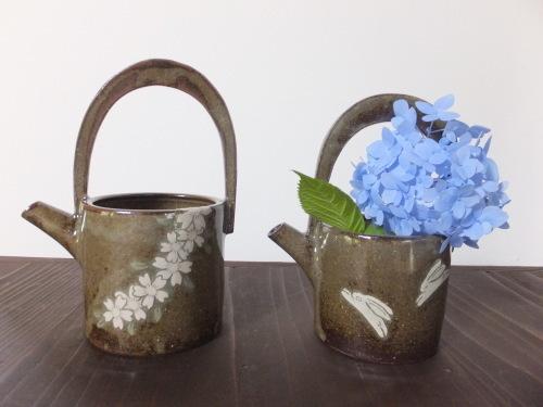 中田好紀さんの花器_d0336460_18082443.jpg