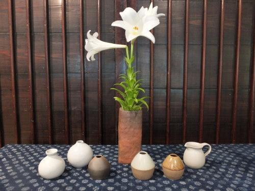 中田好紀さんの花器_d0336460_18094317.jpg