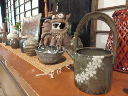 中田好紀さんの花器_d0336460_18113146.jpg