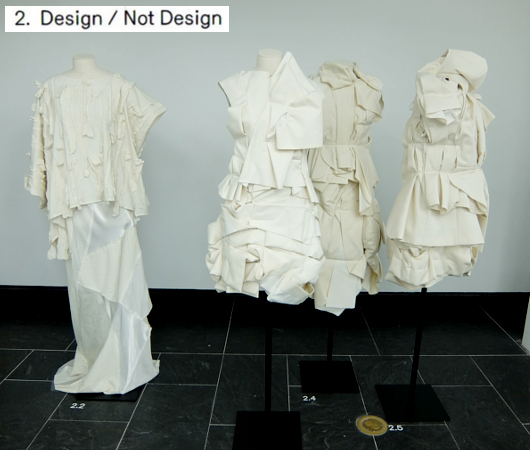 Kawakubo's collections: 1. Absence/Presence; 2. Design/Not Design_b0007805_0164923.jpg