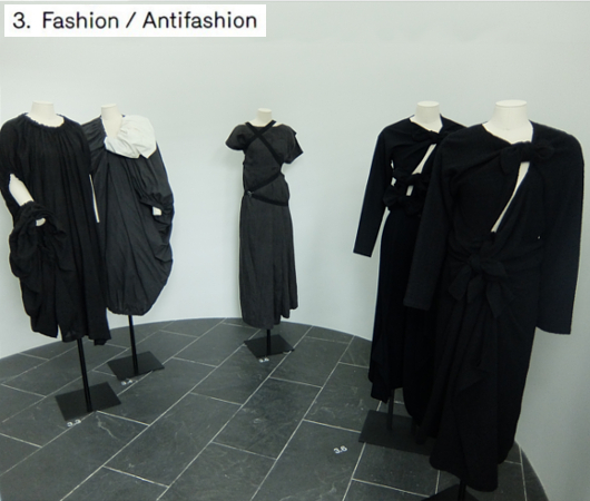 Kawakubo's collections: 3. Fashion/Antifashion; 4. Model/Multiple; 5. High/Low_b0007805_1105813.jpg