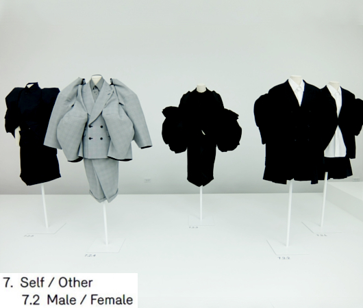 Kawakubo's collections: 6. Then/Now; 7. Self/Other; 8. Object/Subject_b0007805_212744.jpg
