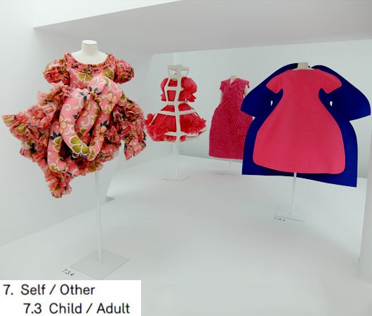 Kawakubo's collections: 6. Then/Now; 7. Self/Other; 8. Object/Subject_b0007805_22152.jpg