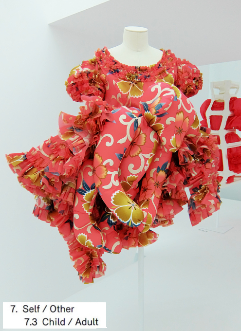 Kawakubo's collections: 6. Then/Now; 7. Self/Other; 8. Object/Subject_b0007805_223559.jpg