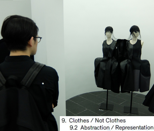 Kawakubo's collections: 9. Clothes/Not Clothes (9.5 Fact/Fictionまで)_b0007805_4125585.jpg