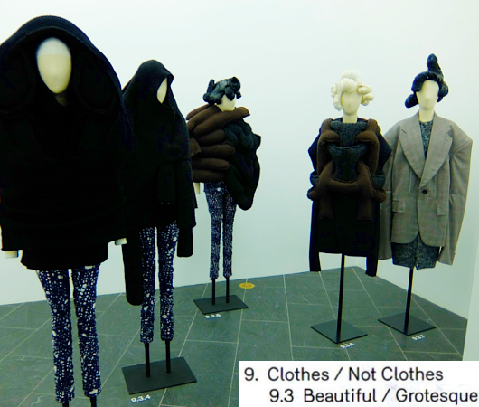 Kawakubo's collections: 9. Clothes/Not Clothes (9.5 Fact/Fictionまで)_b0007805_4134327.jpg