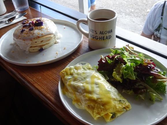 ハワイ2017 その8 Egg HEaD CAFEでモーニング_e0230011_17275109.jpg