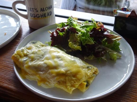 ハワイ2017 その8 Egg HEaD CAFEでモーニング_e0230011_17314654.jpg