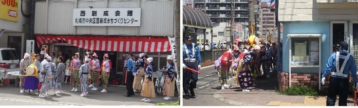 札幌祭り初日 「中島公園の露店」行ってきました。_f0362073_15030631.jpg