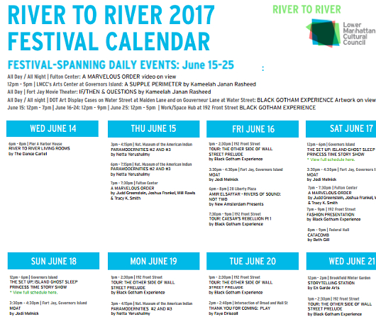 「River To River Festival 2017」は6月14日~25日まで!!_b0007805_4314316.jpg
