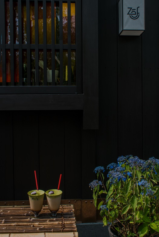ZEF Kyoto Gion Shirakawa・・・紫陽花咲く頃_e0363038_110156.jpg