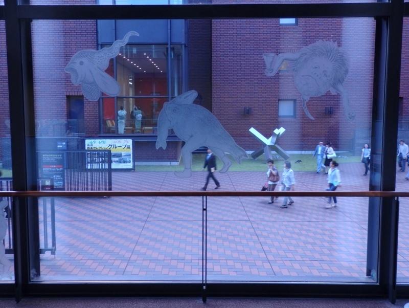 梅雨の晴れ間の東京アート散策_f0351305_23463453.jpeg