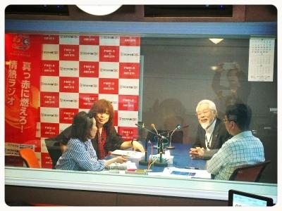 ■ 大阪といえばラジオ大阪OBC~「ほんまもん!」出演_b0183113_23575193.jpg