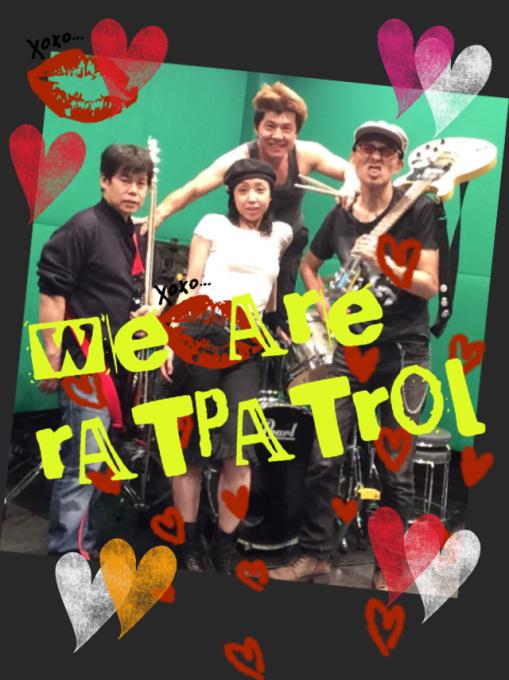 いよいよ本日2017年6月16日RATPATROL live!_a0125023_17015588.png