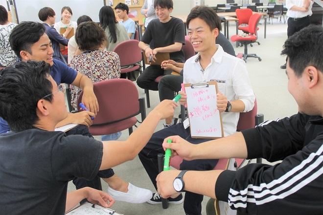 国際交流インストラクター演習において拓殖大学の石川一喜氏のワークショップを受講しました_c0167632_14293265.jpg