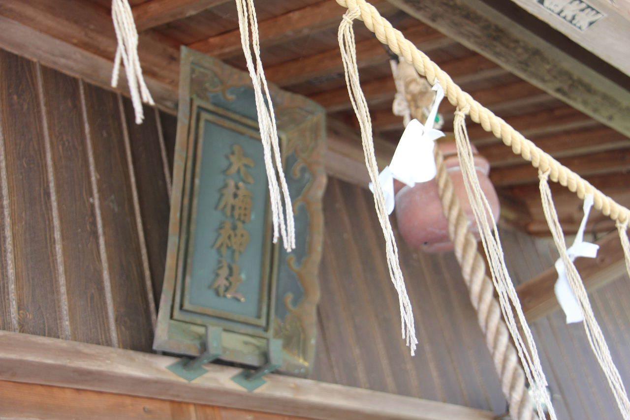 大楠神社と本庄の大楠_c0011649_22403363.jpg